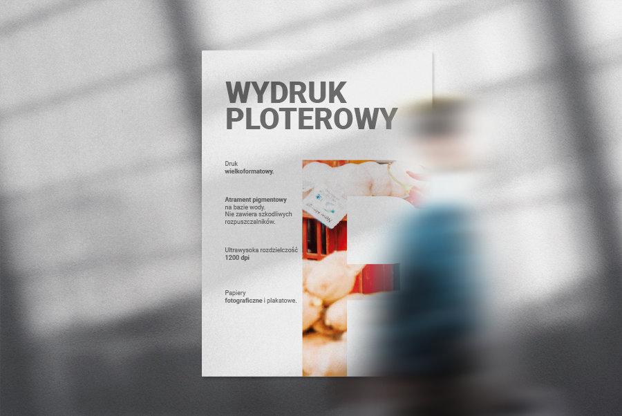 plakaty drukowane cyfrowo