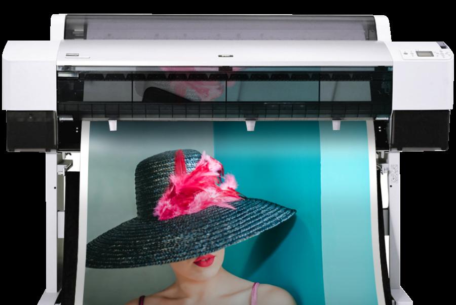 wydruk foto, ploter Epson pigment